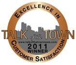 Talk of the Town 2011 Winner